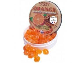 Rendez Vous Pomeranč a skořice s vit. C bez cukru 35g